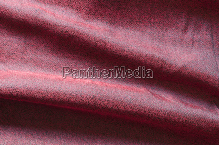 red, cashmere, wool, with, structural, effect - 11956419
