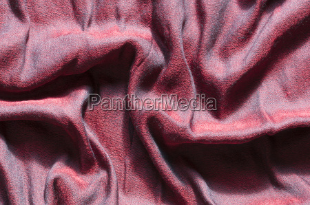 red, cashmere, wool, with, textured, effect - 11956397