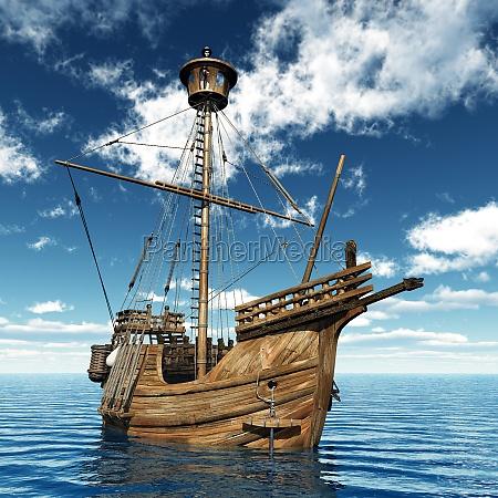 catalan ship