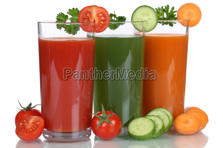 tomato juice and carrot juice free