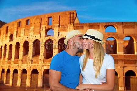 romantic vacation to rome italy