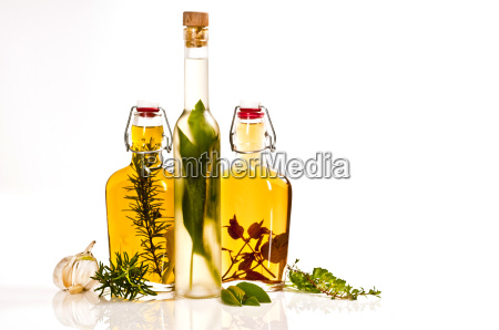 herbal and spice oil