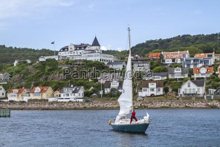 seaside resort of moelle