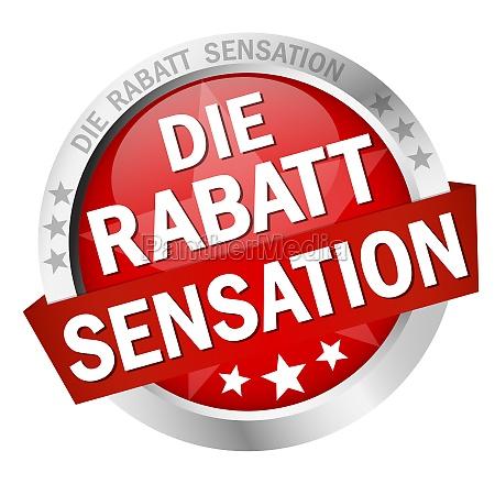 button the rabatt sensation