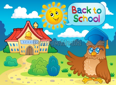 back to school thematic image 6