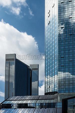 frankfurts financial district