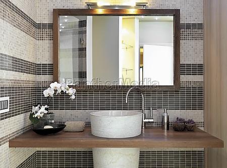 modern bahtroom