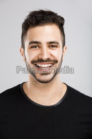 smiling guy