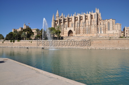 cathedrals in palma majorca