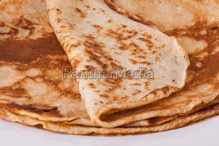 delicious fresh crepes pancakes pancakes on