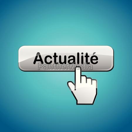 vector actuality button
