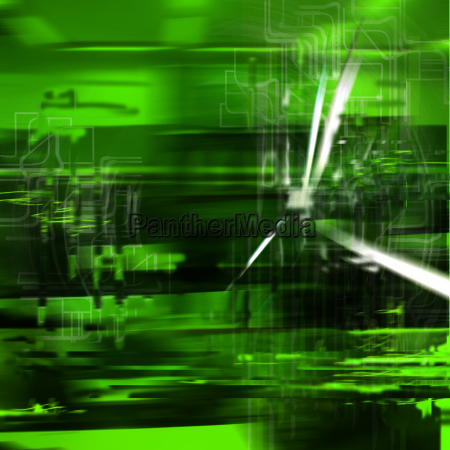 abstract background wash out green