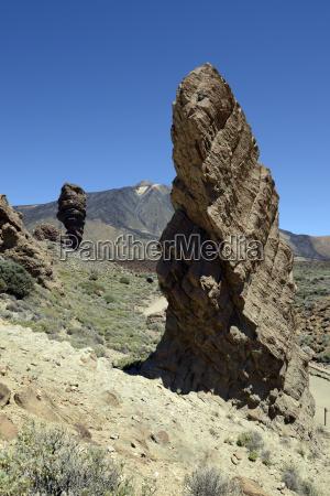 roques de garcia teide national park
