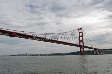 america architecture attraction bay blue bridge