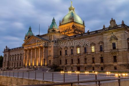 federal administrative court leipzig evening