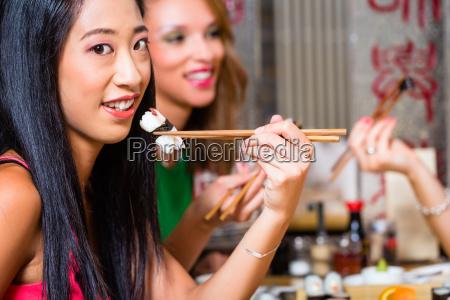 restaurante asiatico sushi chino japones