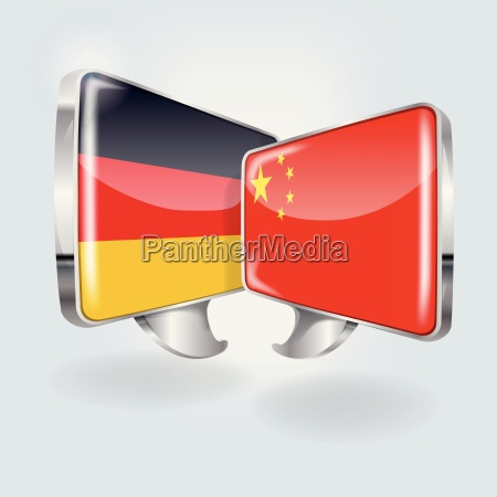 bubbles with germany and china