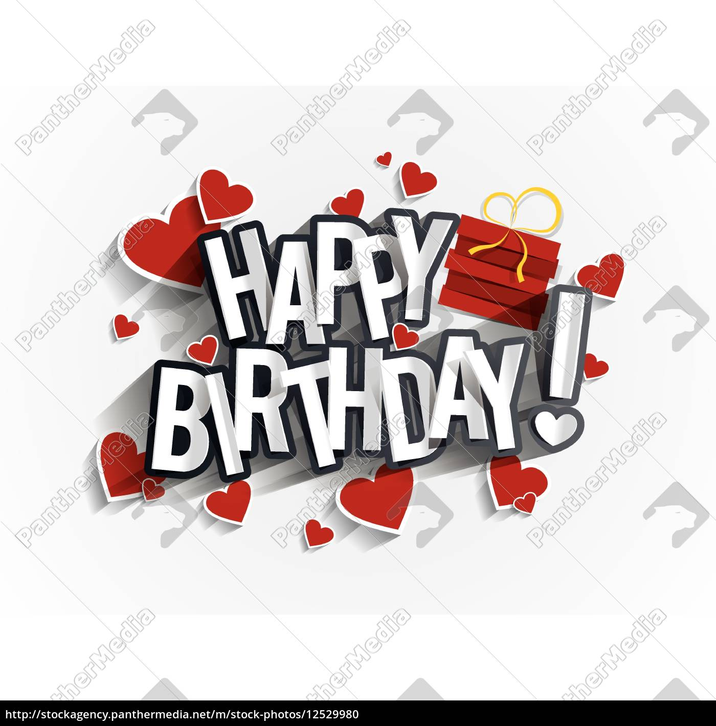 happy, birthday - 12529980