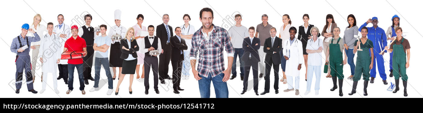 diverse, people, with, different, occupations - 12541712