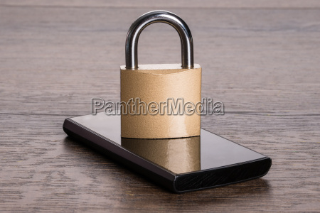 mobile, phone, security, concept - 12541412