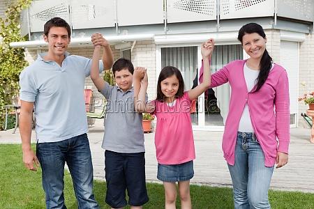 concept of family bonding