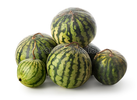 heap of watermelons