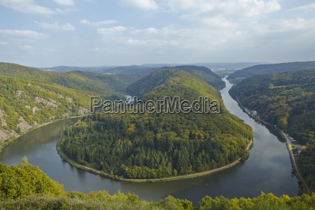 mettlach saarland germany saar loop