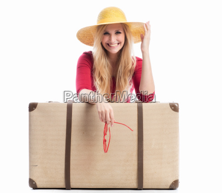 woman wait waiting summer vacation to