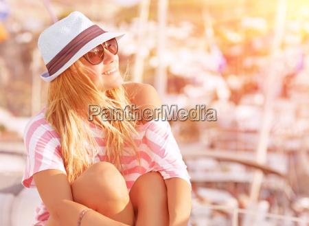 luxury summer vacation