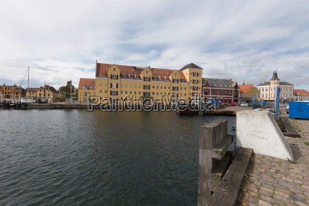 ferry dock svendborg