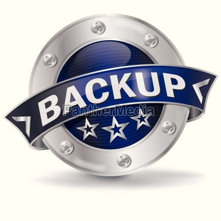 button backup
