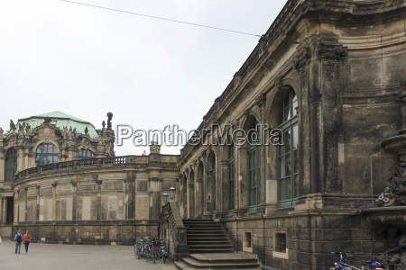 zwinger palace dresden germany