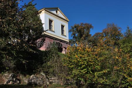 roman house weimar