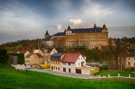 castle altenburg germany