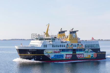 ferry to aero