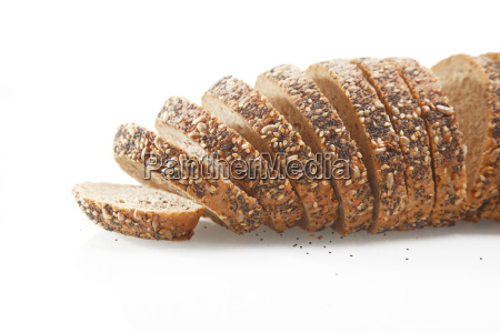 german bread with sesame and pumpkin