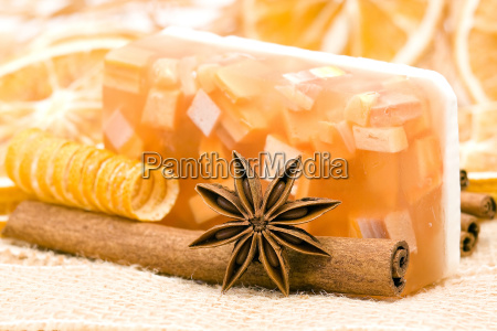aromatic glycerin soap