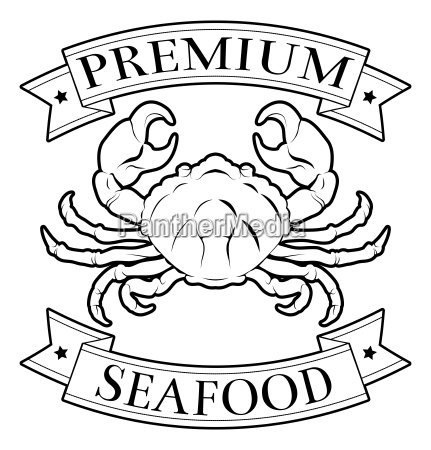 premium seafood icon