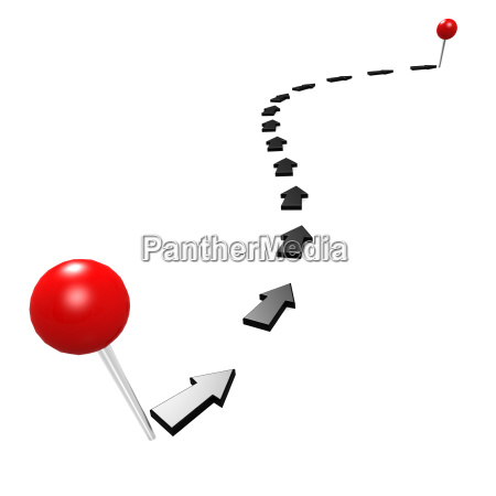 round, pin, black, path - 12858640