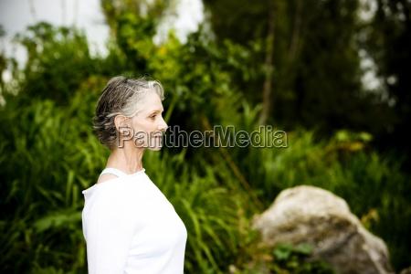 mulher estilo de vida retrato caucasiano