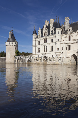 castle of chenonceaux indre et loire