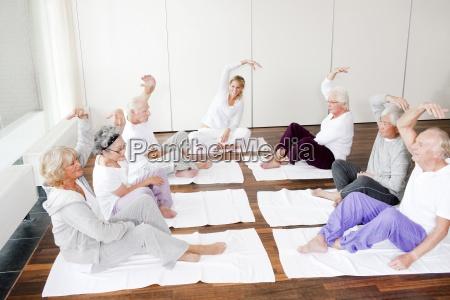 professor saude relaxamento sentir horizontalmente vista