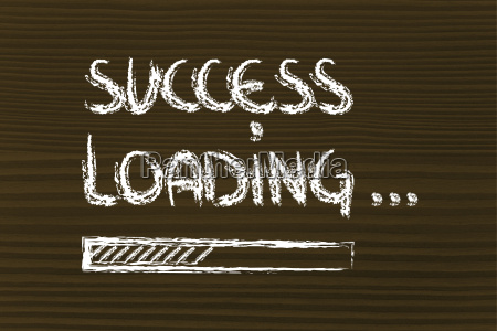 progress bar with success loading
