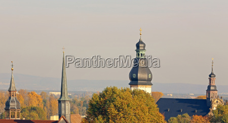 steeples in speyer