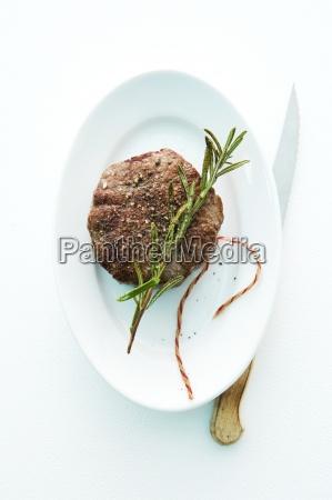 above beef beef dish beef filet