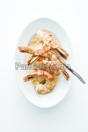 above cookery course crustacean crustacean dish