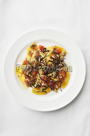 above autumn dish autumnal dish classic