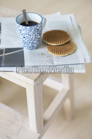blurred background breakfast coffe coffee food
