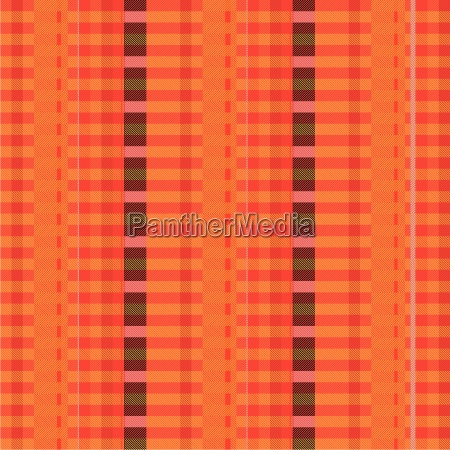 fabric with red pinstripes