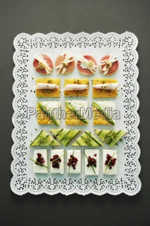 above appetiser appetisers appetizer appetizers assorted